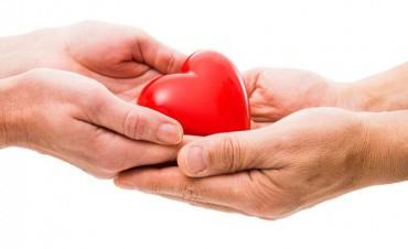 La cantidad de personas que expresaron la voluntad de donar órganos creció 123%