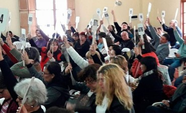 Agmer resolvió asambleas y puso fecha a elecciones gremiales