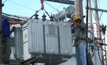 Inconvenientes en el suministro eléctrico en Federal , San Jaime , Feliciano