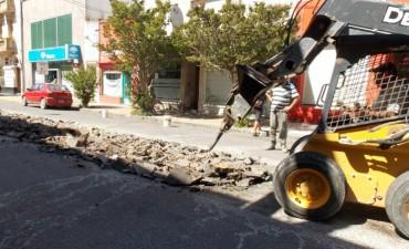 Sauce de Luna : Fondo de Pavimentación Municipal