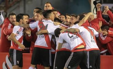 River consiguió una histórica goleada ante Wilstermann y se metió en semifinales de la Libertadores