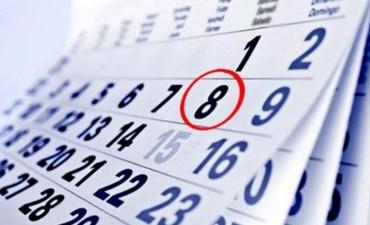 El Senado trata el miércoles proyecto que propone la vuelta de feriados puente