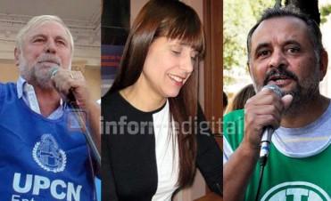 Velázquez, ATE y UPCN podrán debatir la ley de Enfermería cara a cara