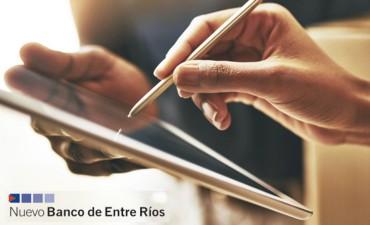 El NBER es la primera entidad del país en implementar la firma electrónica