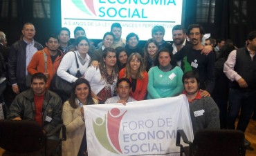 Emprendedores y artesanos federalenses participaron de Foro de Economía Social