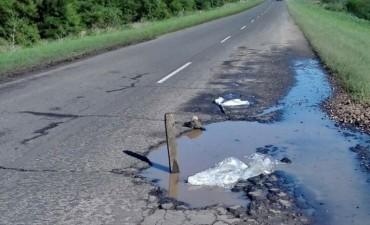 En su paso por Federal Bordet firmó el llamado a licitación para reparar la ruta 22