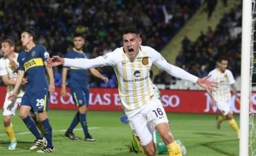 Rosario Central sorprendió a Boca y lo eliminó de la Copa Argentina