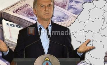 Entre Ríos, de las que menos recibirá per cápita en el presupuesto de Macri