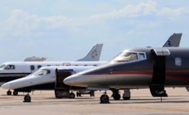 Es oficial la contratación de Baires Fly para trasladar a Bordet
