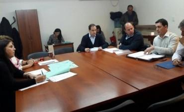 Analizan la creación de un banco de tierras para el IAPV