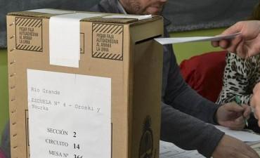 Elecciones: reparten casi $ 260 millones para campaña e impresión de boletas