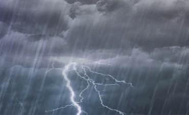 Hay alerta por tormentas severas y granizo: qué anuncia el pronóstico