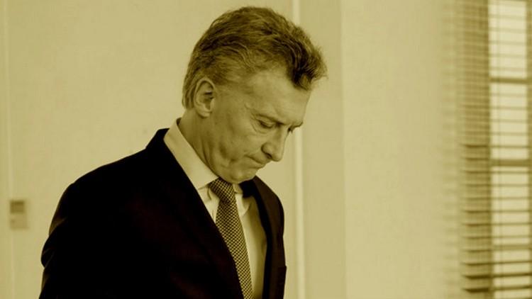 La prensa internacional destrozó a Macri por la crisis económica y política