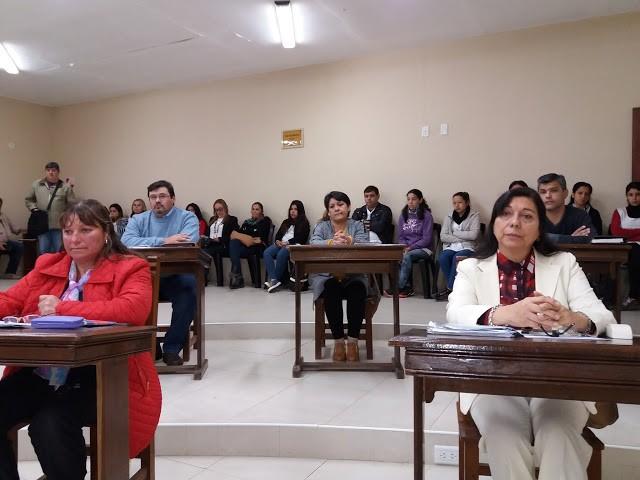 El Bloque de Concejales de Cambiemos solicito información a la Fiscalia local