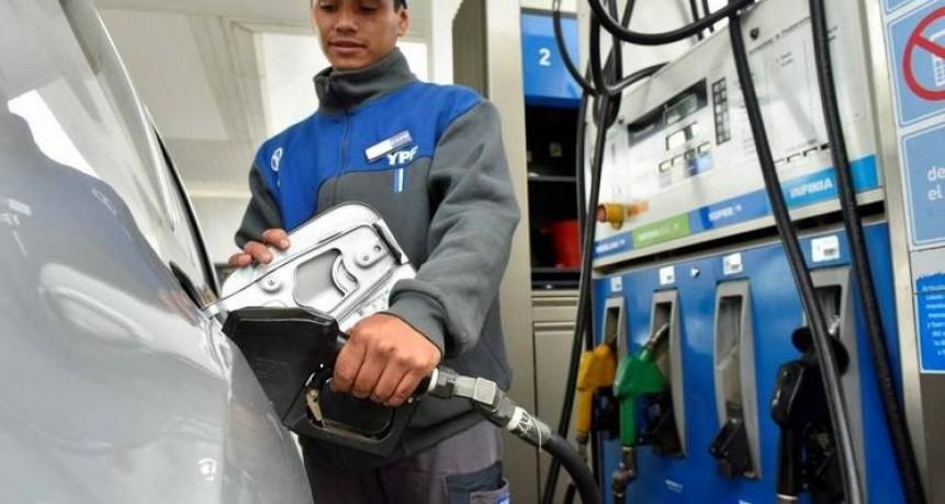 Desde este sábado, Shell aumentó 12 por ciento los combustibles