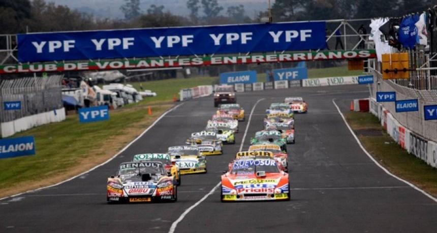 Se presentó la fecha de Turismo Carretera en Paraná con pilotos entrerrianos