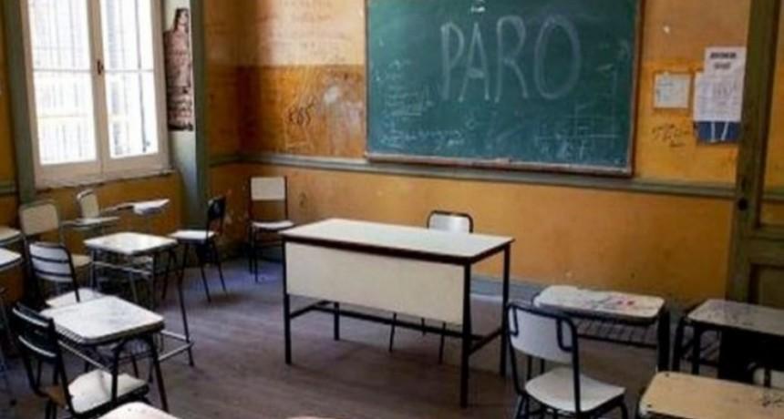 Martes y miércoles habrá paro docente en Entre Ríos