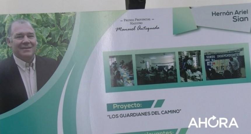 Estos son los 17 maestros ilustres de Entre Ríos. Marta Graciela de Iriondo por Federal