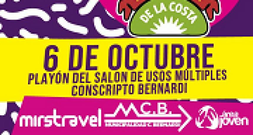 IV Encuentro Departamental de la Juventud en C. Bernardi