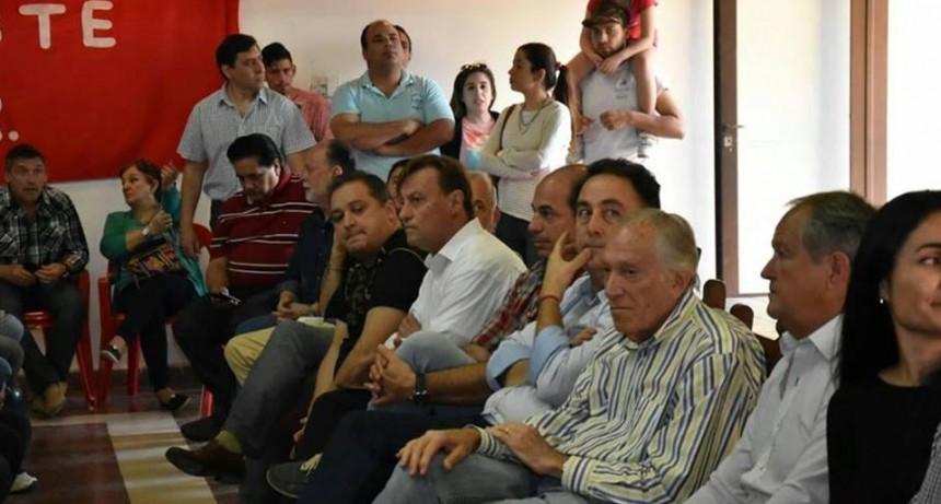 Lacoste se lanzó para dirigir el radicalismo entrerriano
