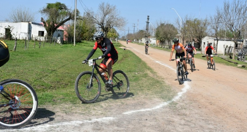 Conscripto Bernardi recibió la 6ª fecha de la Copa Entrerriana de Rural Bike durante la jornada de este domingo 9 de septiembre.
