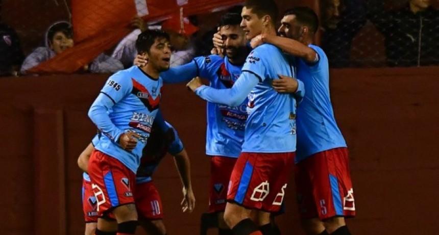 Brown de Adrogué dio la sorpresa y eliminó a Independiente de la Copa Argentina