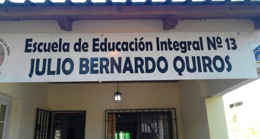 El Concejo Deliberante aprobó convenio entre el Municipio y la Escuela Educación Integral N 13