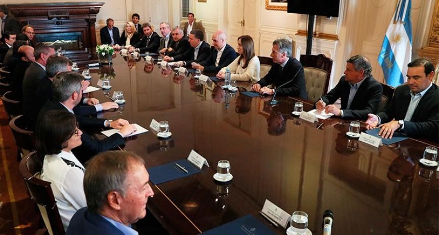 El gobierno nacional difundió el acuerdo con provincias
