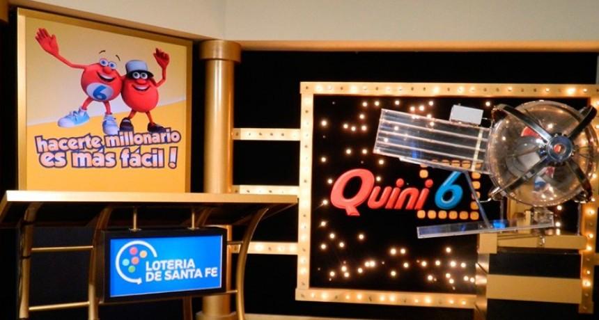 Dos apostadores se repartieron casi 70 millones de pesos del Quini 6