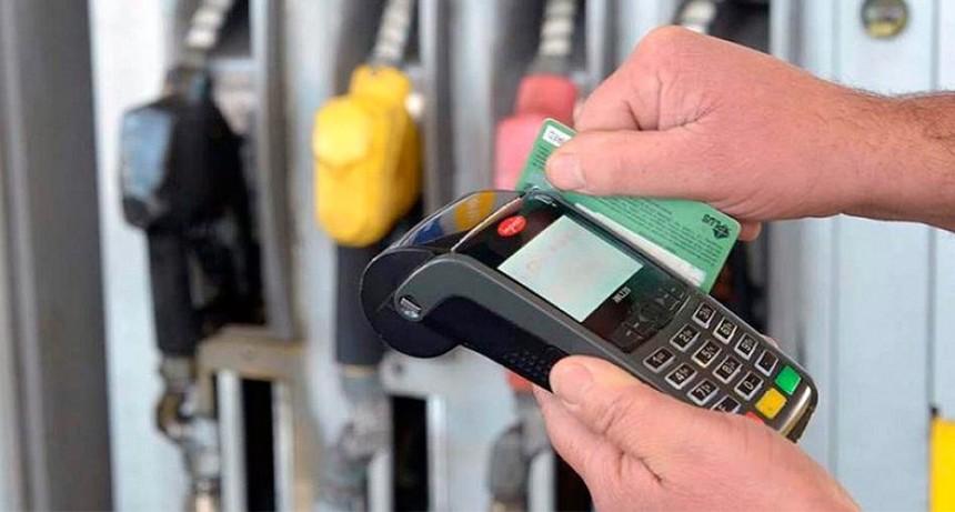 Crece la cantidad de estaciones de servicio que no aceptan tarjetas de crédito