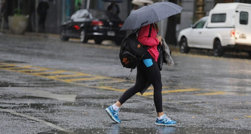 Se renovó el alerta por tormentas fuertes o severas para Entre Ríos