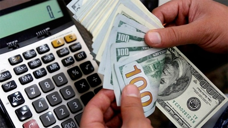 El dólar retrocedió en el primer día de restricciones: Cerró a $ 57 en el Nación
