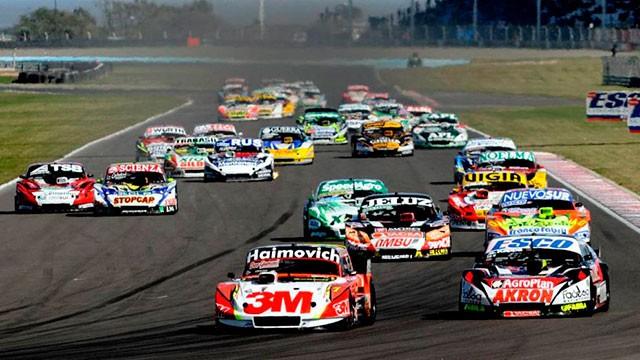 Los nombres para el inicio de la Copa de Oro del Turismo Carretera en Rafaela