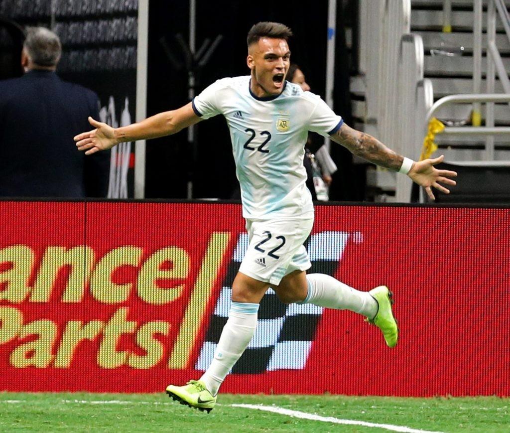Amistoso: Argentina jugó en un gran nivel y goleó a México