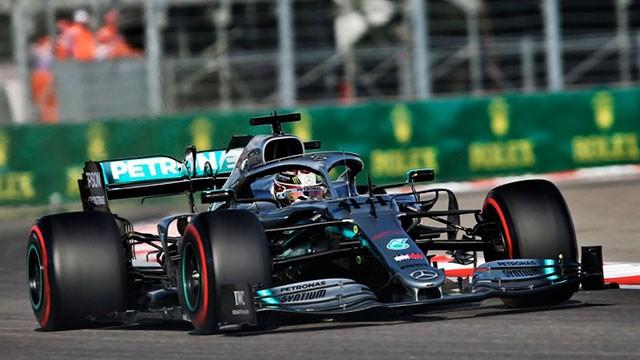 Fórmula 1: Lewis Hamilton se quedó con el Gran Premio de Rusia