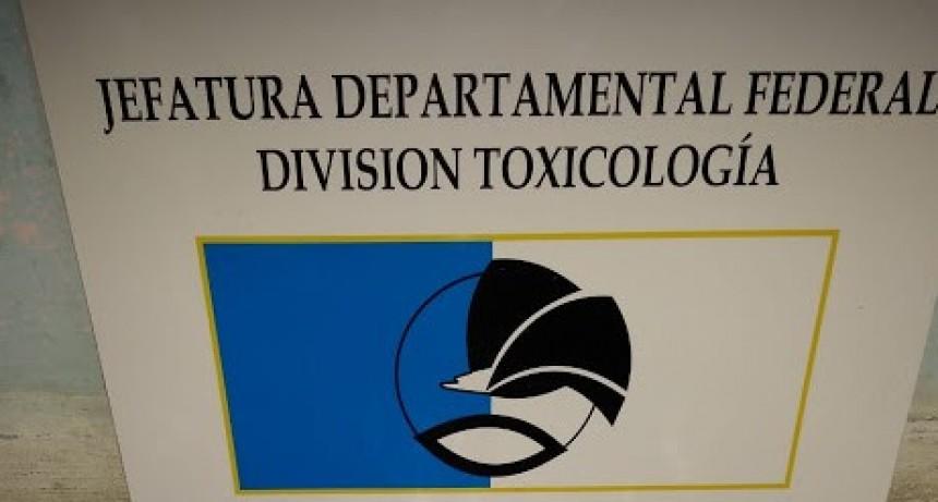 Secuestran cocaína a un interno en el Penal N 8 de Federal