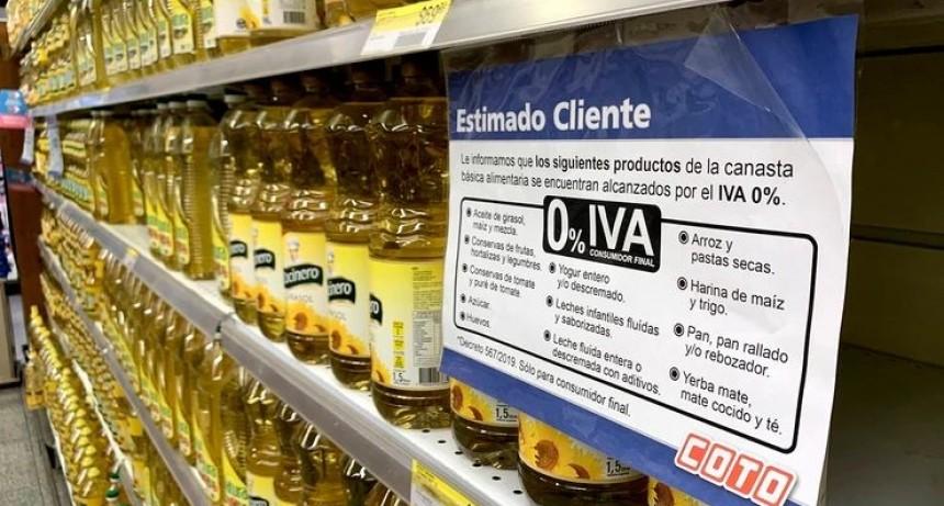 """En Entre Ríos """"la quita del IVA no tuvo los efectos deseados"""""""