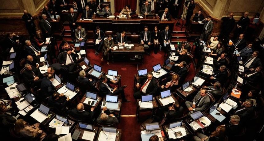 El Senado se encamina a una parálisis total hasta que pasen las elecciones