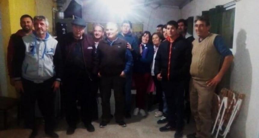 Bomberos Voluntarios: Una iniciativa valiosa para Sauce de Luna