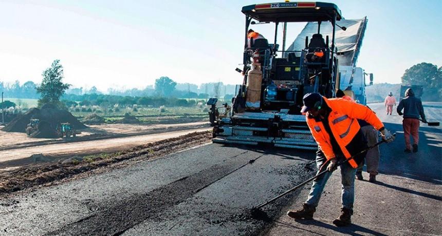 Datos oficiales confirman la severa disminución de la inversión en obra pública