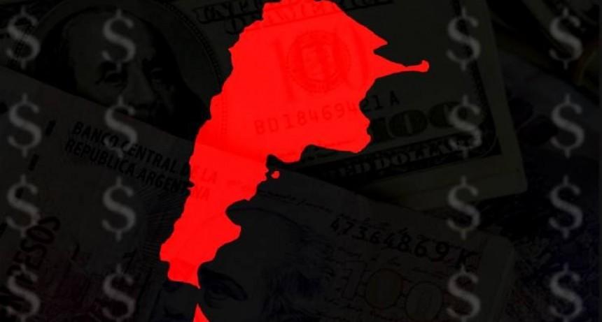 Provincias en rojo: recesión, mermas en la coparticipación y devaluación