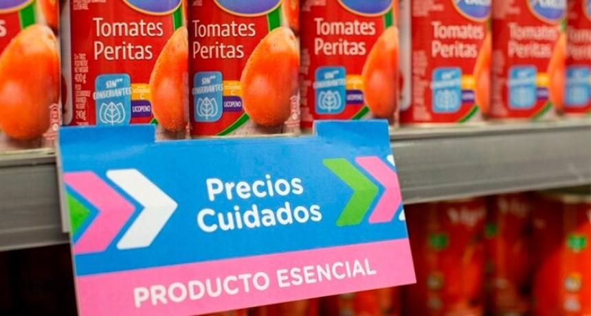 El Gobierno renovó Precios Cuidados con 533 productos y un aumento del 4,66%
