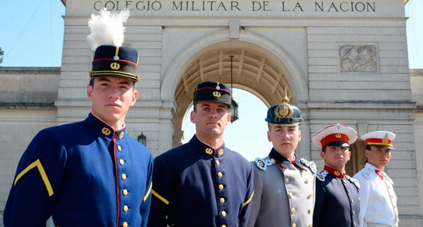 Está abierta la inscripción al Colegio Militar de la Nación: Los requisitos