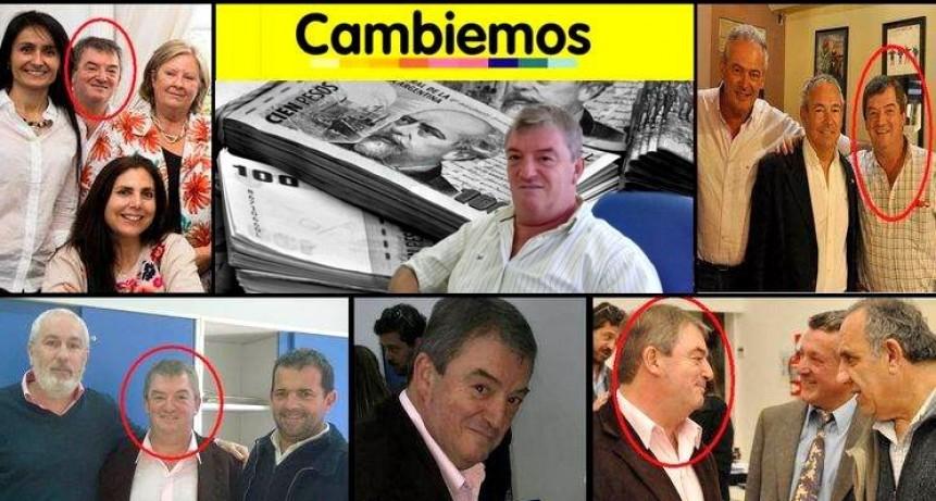 """Definen la fecha del juicio al """"cajero de Cambiemos"""", Enrique Susevich"""