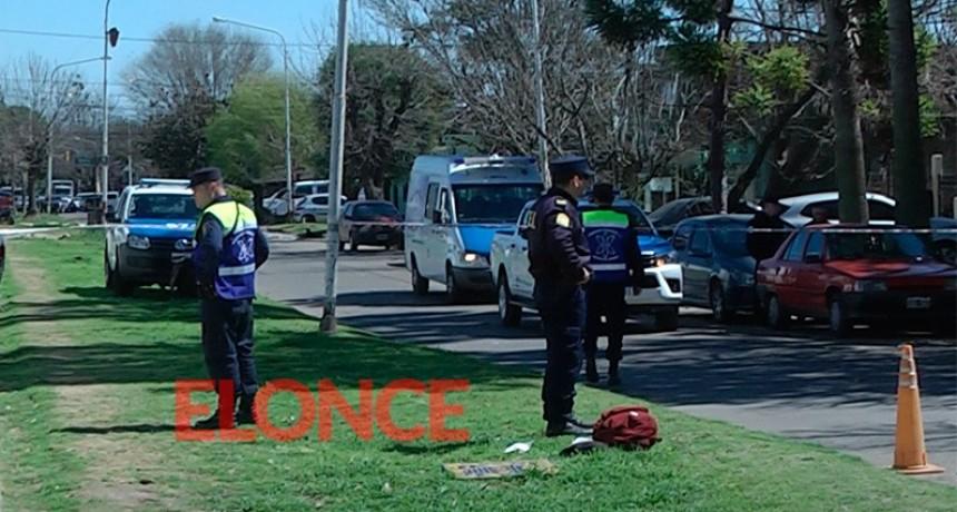 Es oriundo de Federal : Interno salía en libertad y fue baleado frente a la Unidad Penal de Paraná