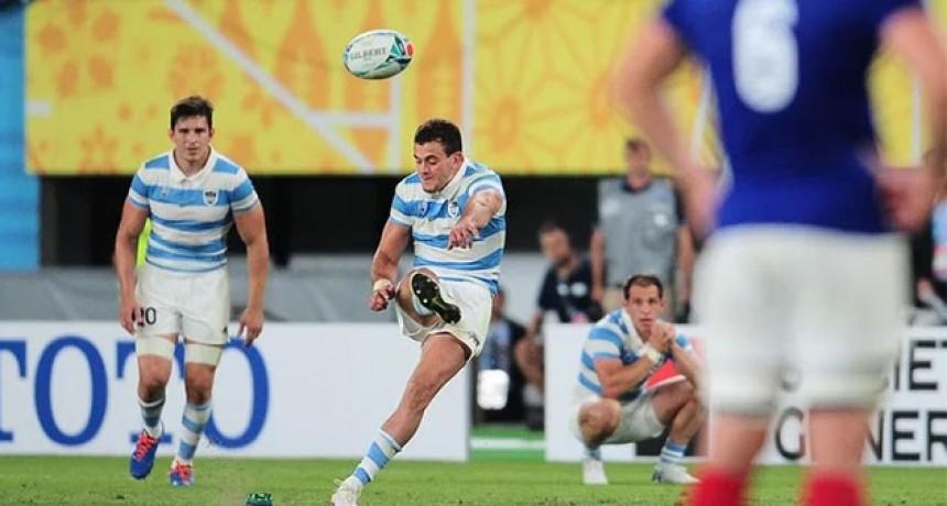 Los Pumas erraron el tiro del final y perdieron ante Francia en el debut en el Mundial de Rugby