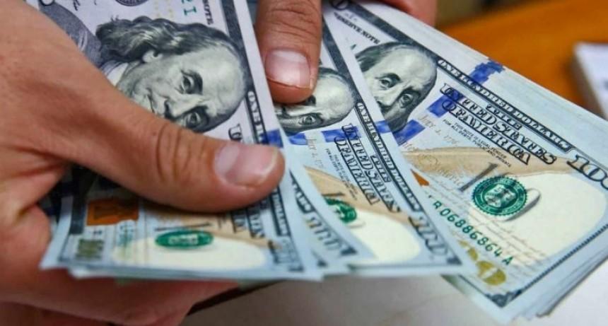 El dólar volvió a subir y llegó a los $59,32