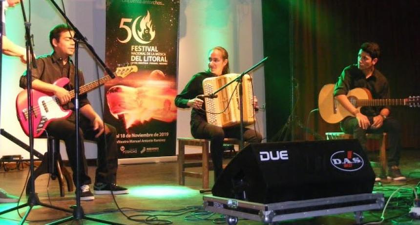 Federal fue sub-sede del Festival Nacional de la musica del Litoral y del Mercosur