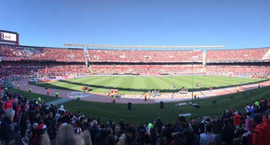 Libertadores: Entradas agotadas y recaudación extraordinaria para el primer Superclásico