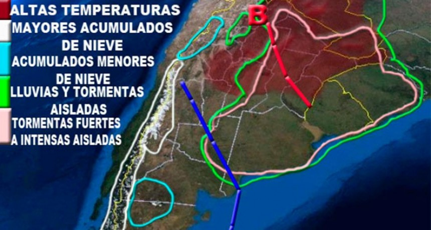 Temperaturas veraniegas siguen hasta mañana: Advierten sobre posibles tormentas